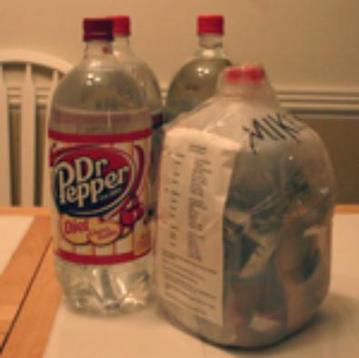 Food Storage Lies Debunked and emergency food kits