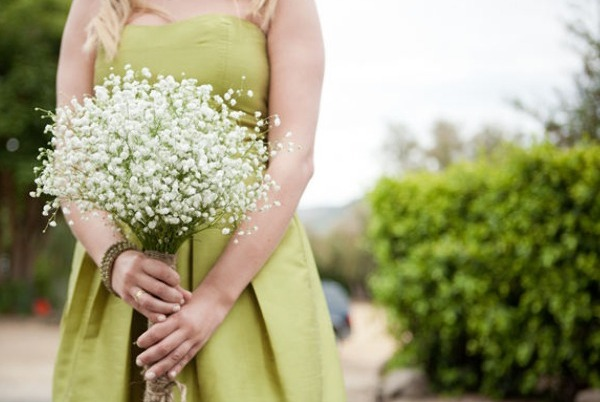 Inexpensive ways to add special touches to your wedding