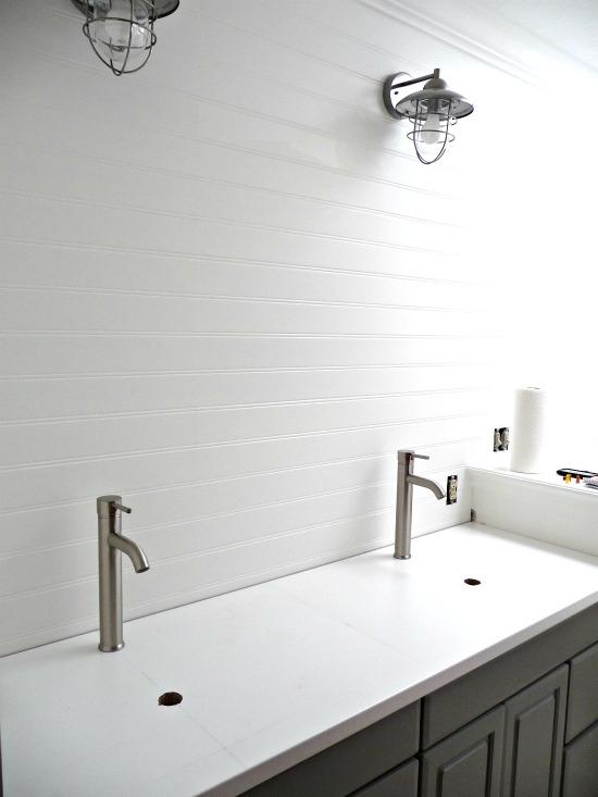 Bathroom overhaul Part 2