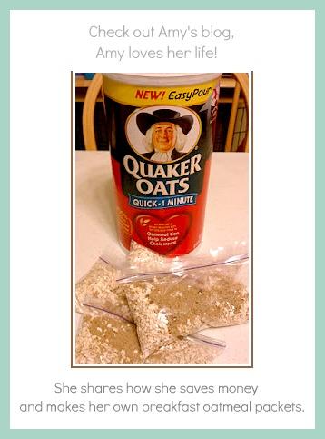 How to make breakfast oatmeal packs