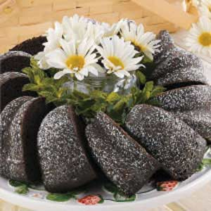 Quick DIY Chocolate Cake