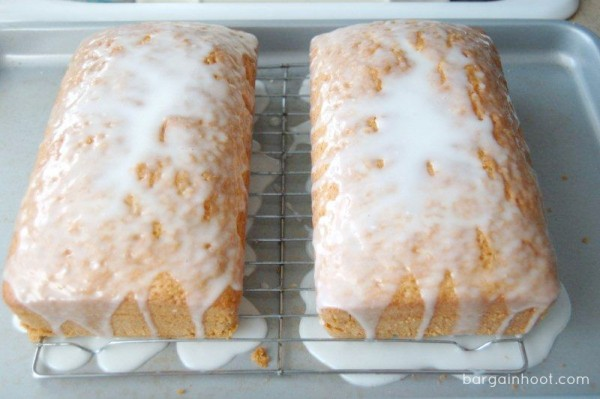 Make-It-Yourself :: Starbucks Lemon Loaf