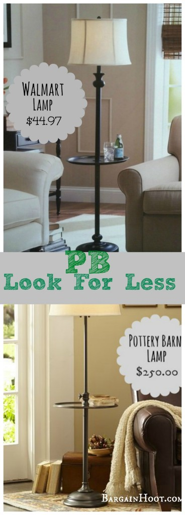 Look for less:: Pottery Barn