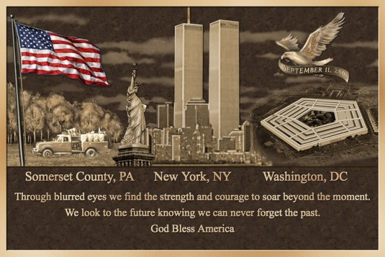 9/11 Tribute :: We Will Never Forget