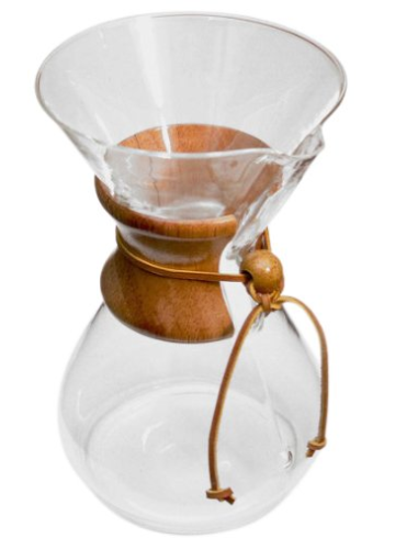 How to brew Coffee with a Chemex Coffee Pot