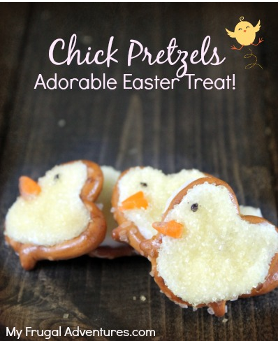 Cute and creative Easter and Spring treat